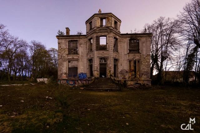 maison abandonnee paris