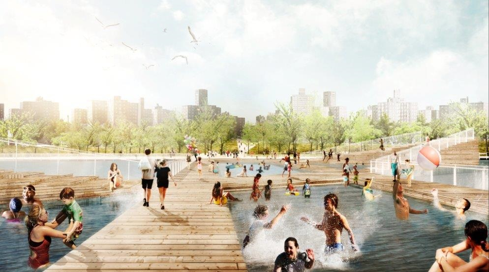 piscine-rive-hudson-river-manhattan