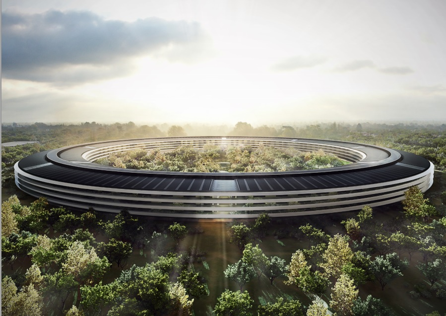 campus-apple-2-Cupertino-californie