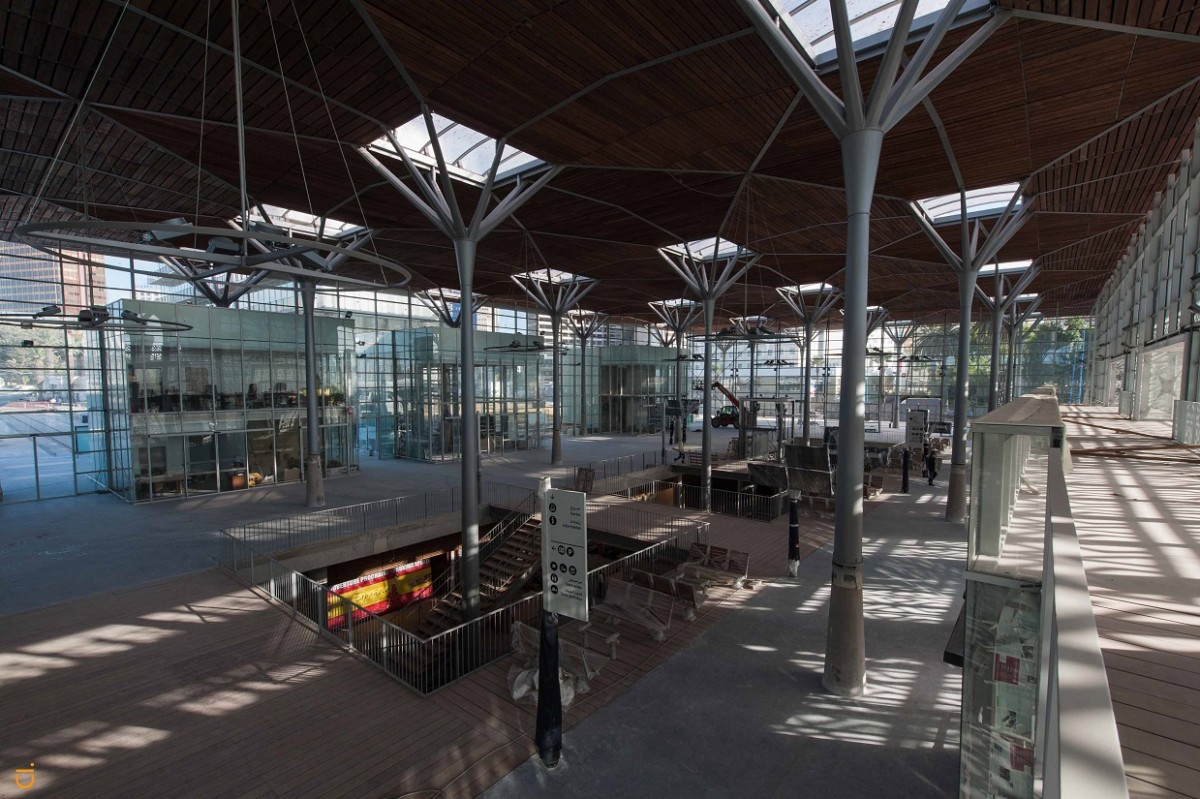 inauguration-gare-casablanca-maroc