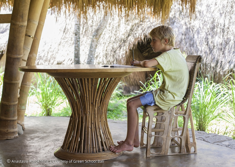 mobilier-bambou-green-school