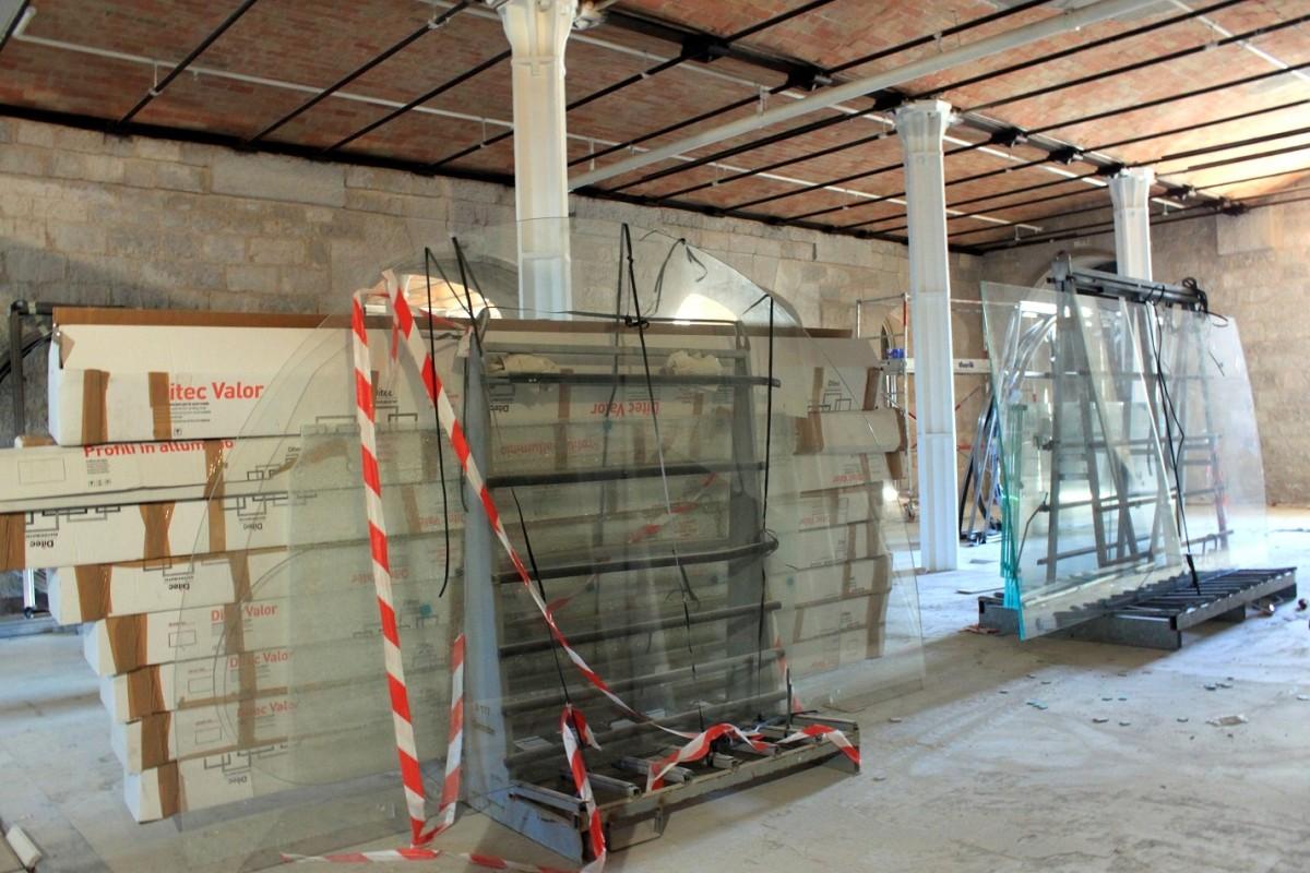 suivi du chantier de r novation des docks marseille. Black Bedroom Furniture Sets. Home Design Ideas