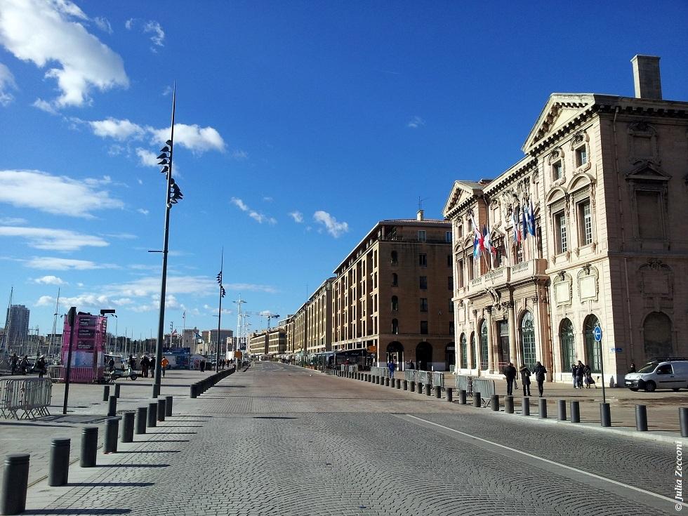 Terrasse En Ville Marseille