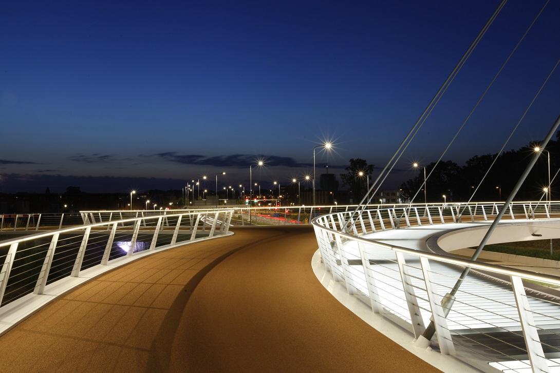 Hovenring-pont-suspendu