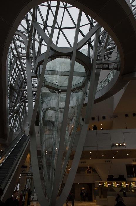 Musée des Confluences, Lyon, IInauguration-Presse, 19.12.2014