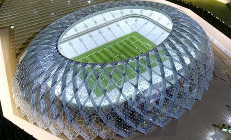 Les stades de la coupe du monde de foot en 2022 - Qatar football coupe du monde ...