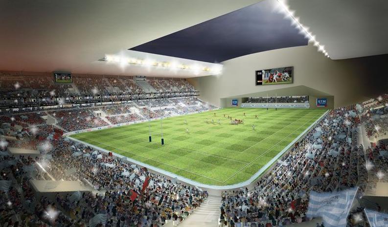 stade arena 92 nouvelle infrastructure nanterre par portzamparc. Black Bedroom Furniture Sets. Home Design Ideas