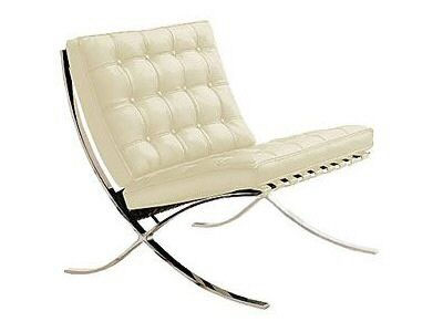 chaise mobilier van der roh Mies van der Rohe