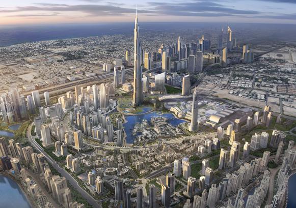 downtown-burj-dubai-quartier-sud-dubai-tour-haute-monde