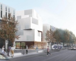 Ecole nationale Superieure d'architecture Strasbourg