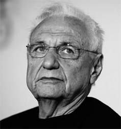 frank gehry portrait Frank Gehry