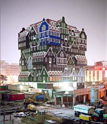 Amsterdam archives architecture urbanisme fr - Hotel insolite amsterdam ...