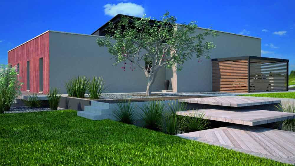 Maison du futur selon maison france confort le concept for Maison 2020