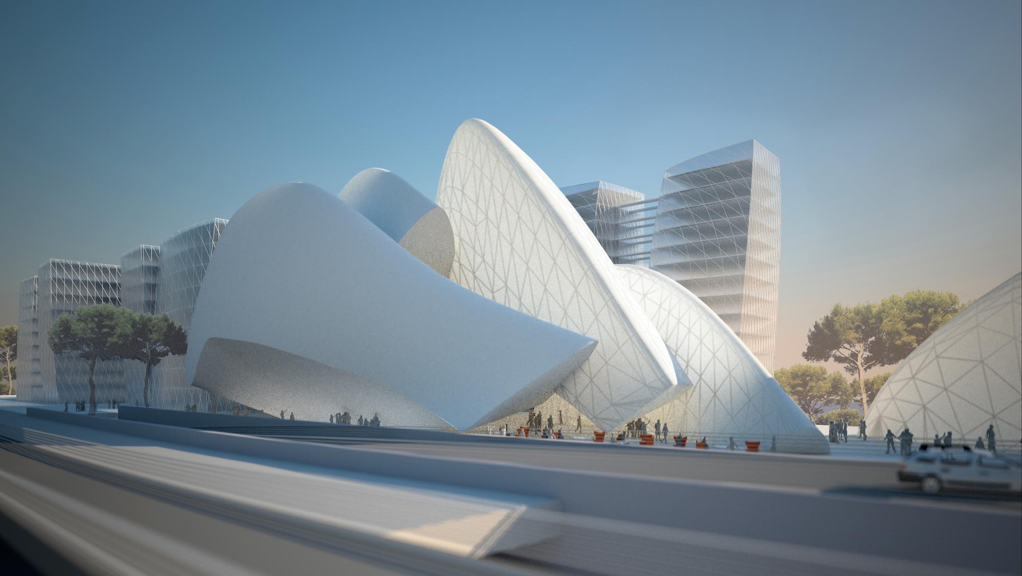 architecture marseille