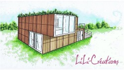 maison container cration amenagement habitat 250x142 Les containers transformés en appartements et maisons
