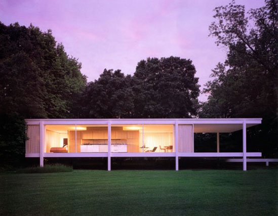 mis van der rohe Farnsworth House Mies van der Rohe