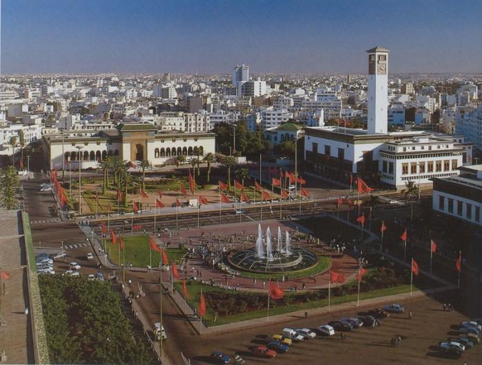 place-mohammed-V-casablanca-maroc-portzamparc