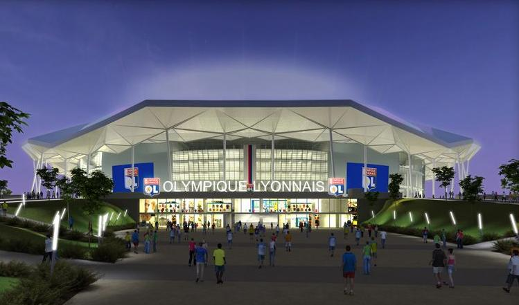 article sur les nouveaux stades construits pour la coupe du monde 2010
