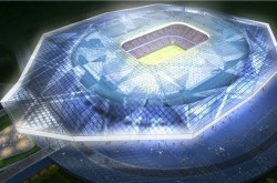 stade velodrome renovation agrandissement om 250x165 Actualits sur le chantier de rnovation et dagrandissement du Stade Vlodrome de Marseille