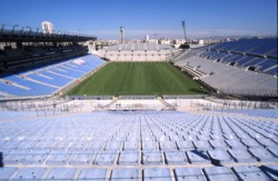 stade velodrome tribune agrandissement 250x163 Actualits sur le chantier de rnovation et dagrandissement du Stade Vlodrome de Marseille