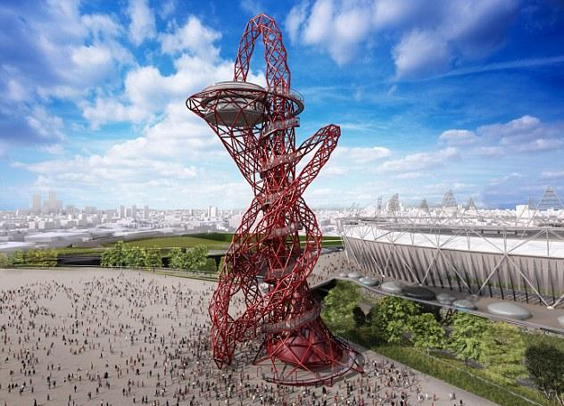 tour-arcelor-mittal-orbit-londres-jo-2012